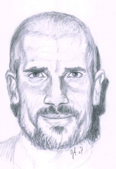 Dominic Purcell by goggot
